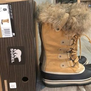 Sorel Joan of Arctic waterproof boots